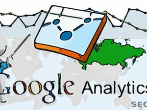 Счетчик посещений сайта Google