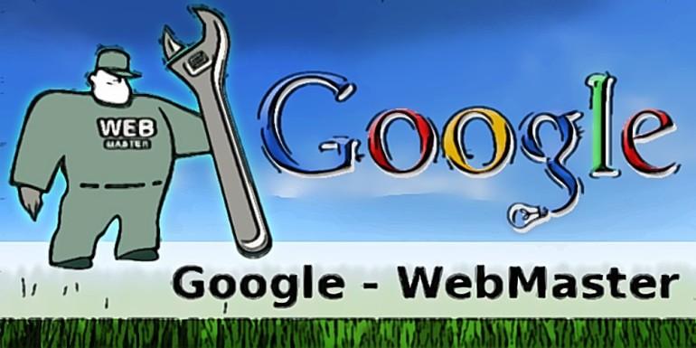 Как добавить сайт в Google Веб-мастер?