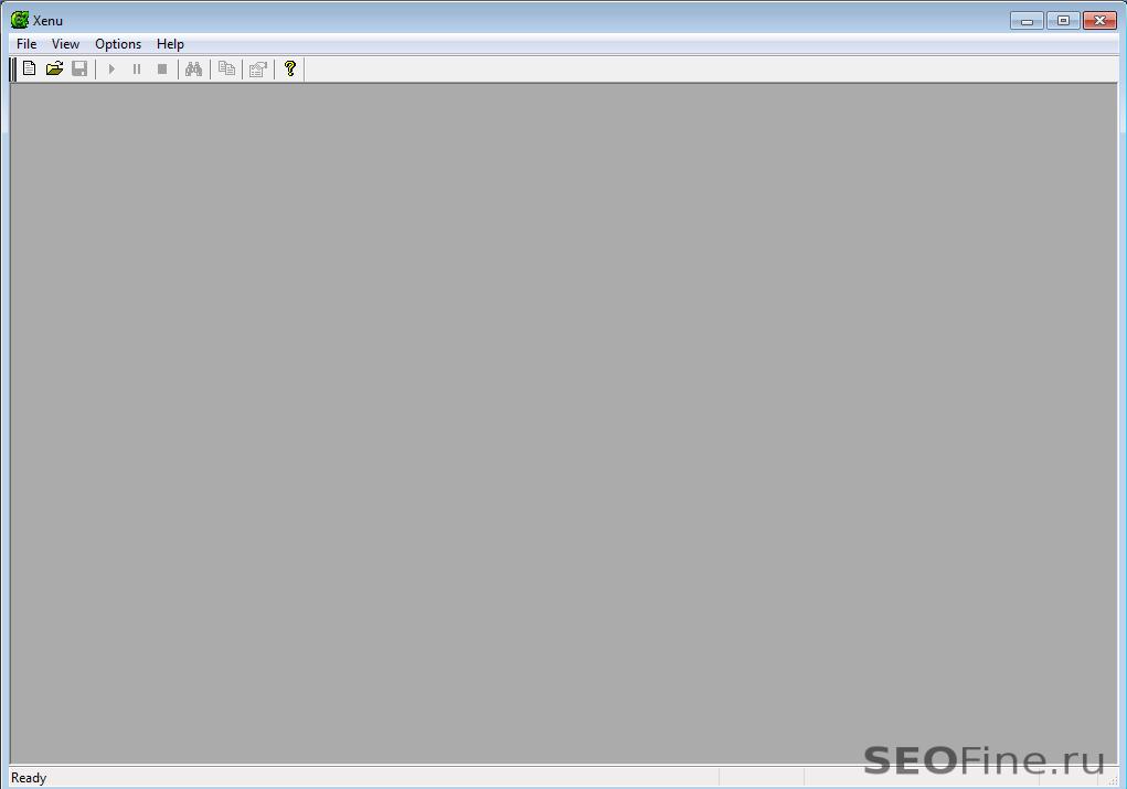 Xenu — программа для поиска битых ссылок